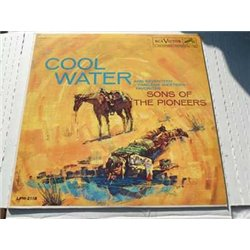 Sons Of The Pioneers - Cool Water Vinyl LP For sale
