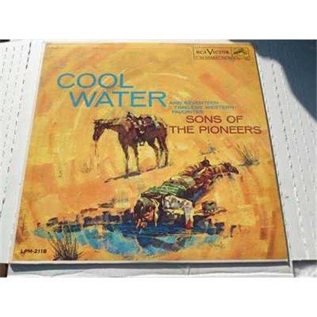Sons Of The Pioneers - Cool Water Vinyl LP For sale