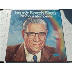 George Beverly Shea - Precious Memories 2x Vinyl LP Set Sale