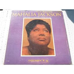Mahalia Jackson - Great Gettin Up Morning vinyl LP For Sale