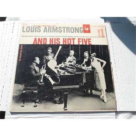 Louis Armstrong - Louis Armstrong Story Vol 1 Vinyl Lp For Sale