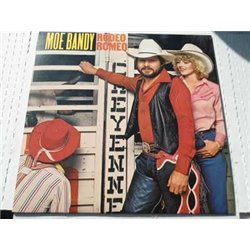 Moe Bandy - Rodeo Romeo Vinyl LP Record For Sale