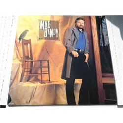 Moe Bandy - No Regrets Vinyl Lp Record For Sale