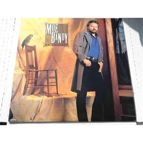 Moe Bandy - No Regrets Vinyl Lp Record For Sale
