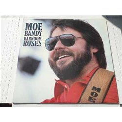 Moe Bandy - Barroom Roses Vinyl Lp Record For Sale