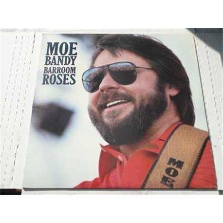 Moe Bandy - Barroom Roses Vinyl Lp Record For Sale