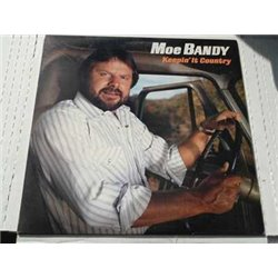 Moe Bandy - Keepin It Country RARE Vinyl LP Record For Sale