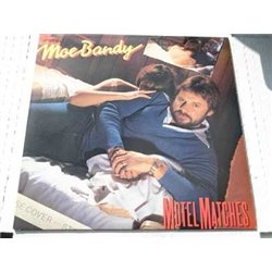 Moe Bandy - Motel Matches Vinyl LP Record For Sale
