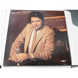 Mickey Gilley - Thats All That Matters To Me vinyl LP Sale