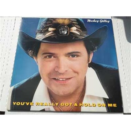 Mickey Gilley - Youve Really Got A Hold On Me Vinyl LP For Sale