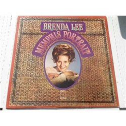 Brenda Lee - Memphis Portait Vinyl LP Record For Sale