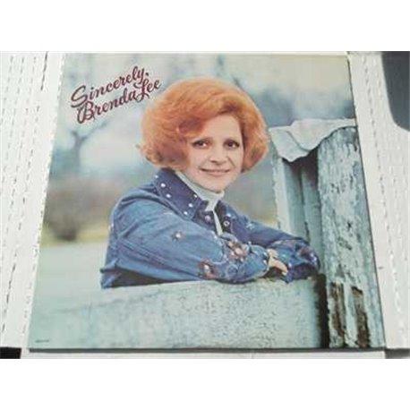 Brenda Lee - Sincerely Brenda Lee Vinyl LP Record For Sale