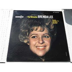 Brenda Lee - The Versatile Brenda Lee Vinyl LP For Sale