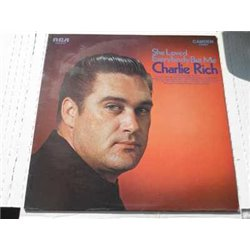 Charlie Rich - She Loved Everybody But Me Vinyl LP For Sale