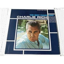 Charlie Rich - The Best Years RARE Vinyl LP Record For Sale