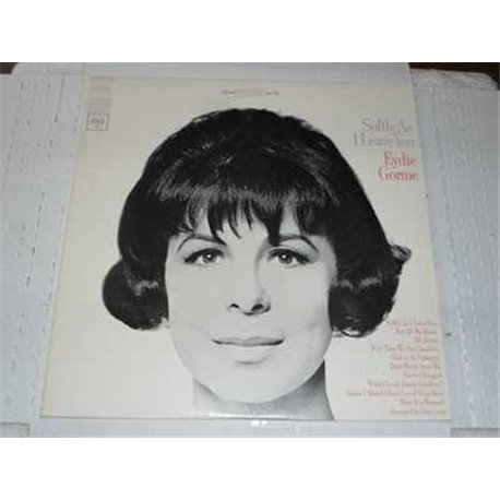 Eydie Gorme - Softly As I Leave You Vinyl Lp Record For Sale