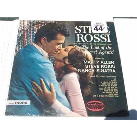 Steve Rossi - The Last Of The Secret Angels RARE Vinyl LP For Sale