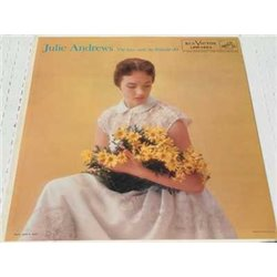 Julie Andrews - The Lass With The Delicate Air Vinyl LP For Sale