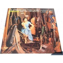 Armengol And His Orchestra - 29 Strings And Then Some Vinyl LP For Sale