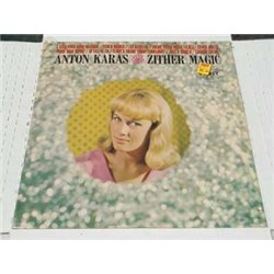 Anton Karas - Zither Magic - Austrian Music Vinyl LP For Sale