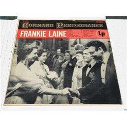 Frankie Laine, Command Performance Vinyl LP For Sale