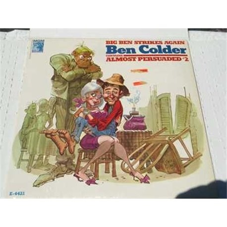 Ben Colder - Big Ben Strikes Again Vinyl LP Record For Sale