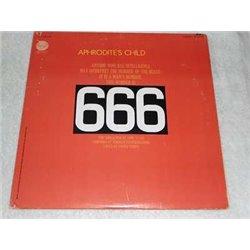 Aphrodites Child - 666 Vinyl LP Record For Sale
