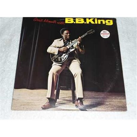 B. B. King - Great Moments With B. B. King Vinyl LP For Sale