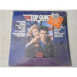 Top Gun Motion Picture Soundtrack LP Vinyl Record For Sale