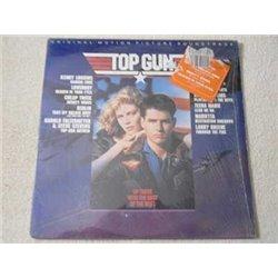 Top Gun Motion Picture Soundtrack LP Vinyl Record For Sale