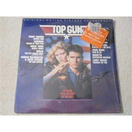 Top Gun LP Soundtrack For Sale