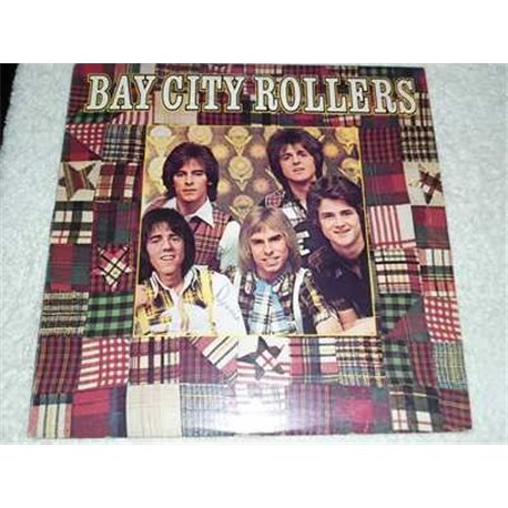 Bay City Rollers - Self Titled Vinyl LP For Sale