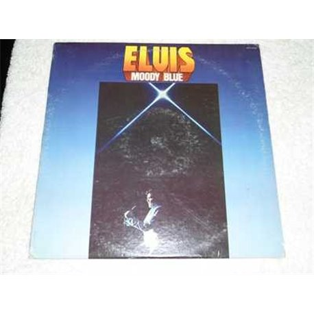 Elvis - Moody Blue LP For Sale