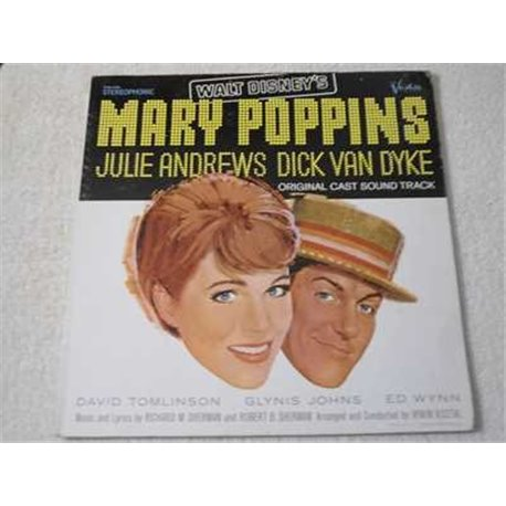 Mary Poppins - Original Cast Sound Track Vinyl LP For Sale