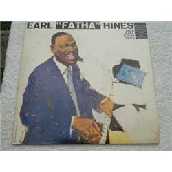 "Earl ""Fatha"" Hines - The Earl Hines Trio Vinyl LP For Sale"