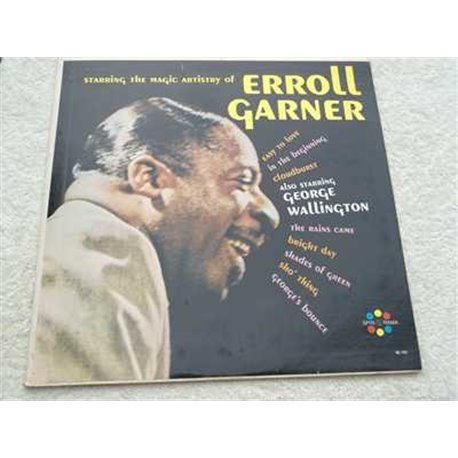 Erroll Garner - The Magic Artistry Of Erroll Garner Vinyl LP For Sale