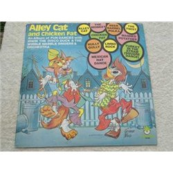 Alley Cat and Chicken Fat - Fun Dances With Disco Duck Vinyl LP For Sale