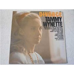 Tammy Wynette - D-I-V-O-R-C-E LP Vinyl Record For Sale