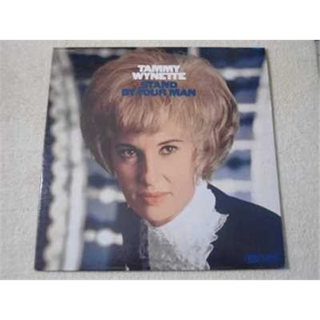 Tammy Wynette - Stand By Your Man LP Vinyl Record For Sale