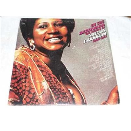 Aretha Franklin - In The Beginning 1960-1961 PROMO Vinyl LP For Sale