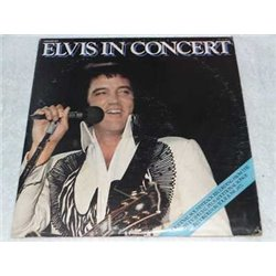 Elvis Presley - Elvis In Concert - PROMO / DEMO 2x Vinyl LP For Sale