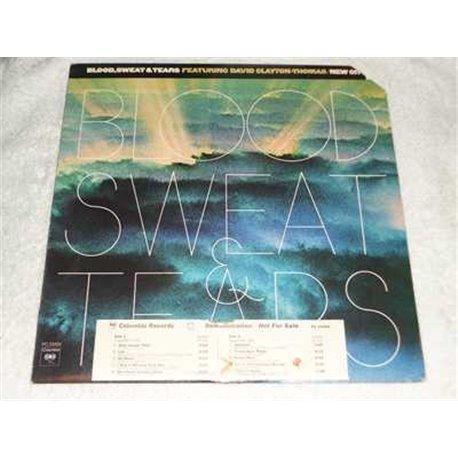 Blood Sweat & Tears - New City PROMO Vinyl LP For Sale
