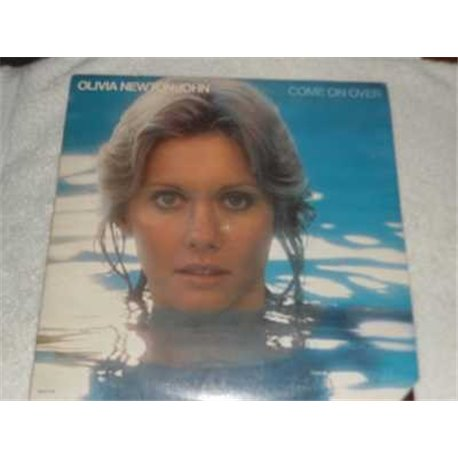 Olivia Newton-John - Come On Over Vinyl LP For Sale