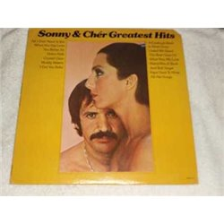 Sonny & Cher - Greatest Hits Vinyl LP Record For Sale