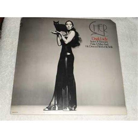 Cher - Dark Lady Vinyl Lp Record For Sale