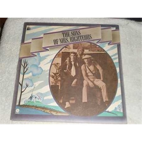 The Righteous Brothers - The Sons Of Mrs Righteous Vinyl LP For Sale