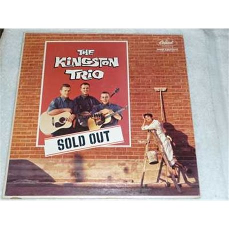 The Kingston Trio - Sold OutVinyl LP For Sale