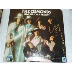 The Osmonds - Love Me For A Reason Vinyl LP Record For Sale