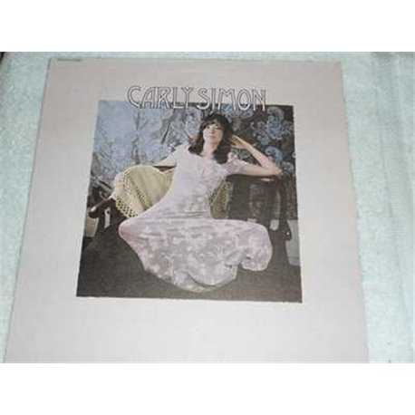 Carly Simon - Self Titled Vinyl LP & Poster Record For Sale