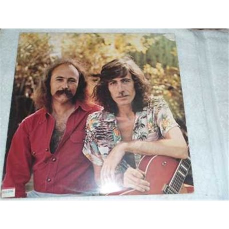 David Crosby / Graham Nash - Wind On The Water LP For Sale